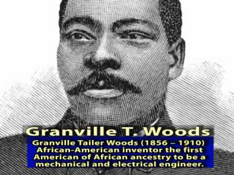 Our Faded History: Granville T. Woods