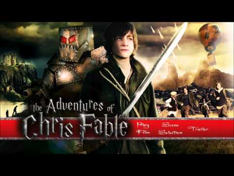 The Adventures Of Chris Fable - UK DVD Menu