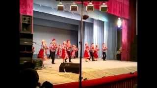 """Танцевальная группа """"Раздолье"""" Михайловский РКДЦ"""