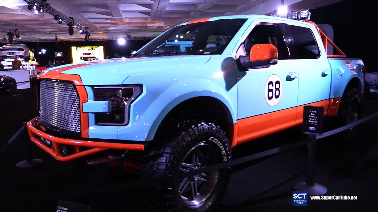 2016 Ford Gulf F 150 Galpin Auto Sports Exterior