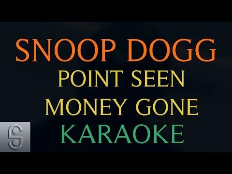 Snoop Dogg - Point Seen Money Gone ft. Jeremih (Instrumental KARAOKE)