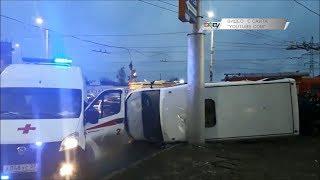 Массовая авария в Иванове