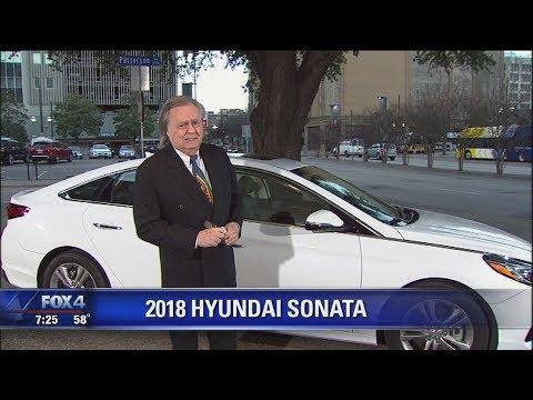 Ed Wallace reviews the 2018 Hyundai Sonata