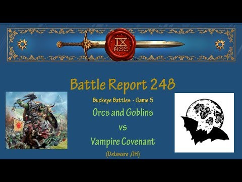 The 9th Age Battle Report 248