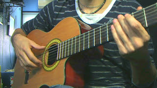 How to Play the Guitar Tremolo Classical & Flamenco Style