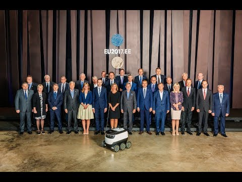 Informal Gymnich (foreign affairs ministers, candidate countries) – Family photo