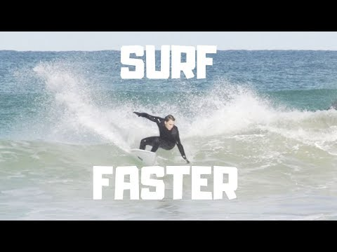Surf Small Waves With SPEED + POWER