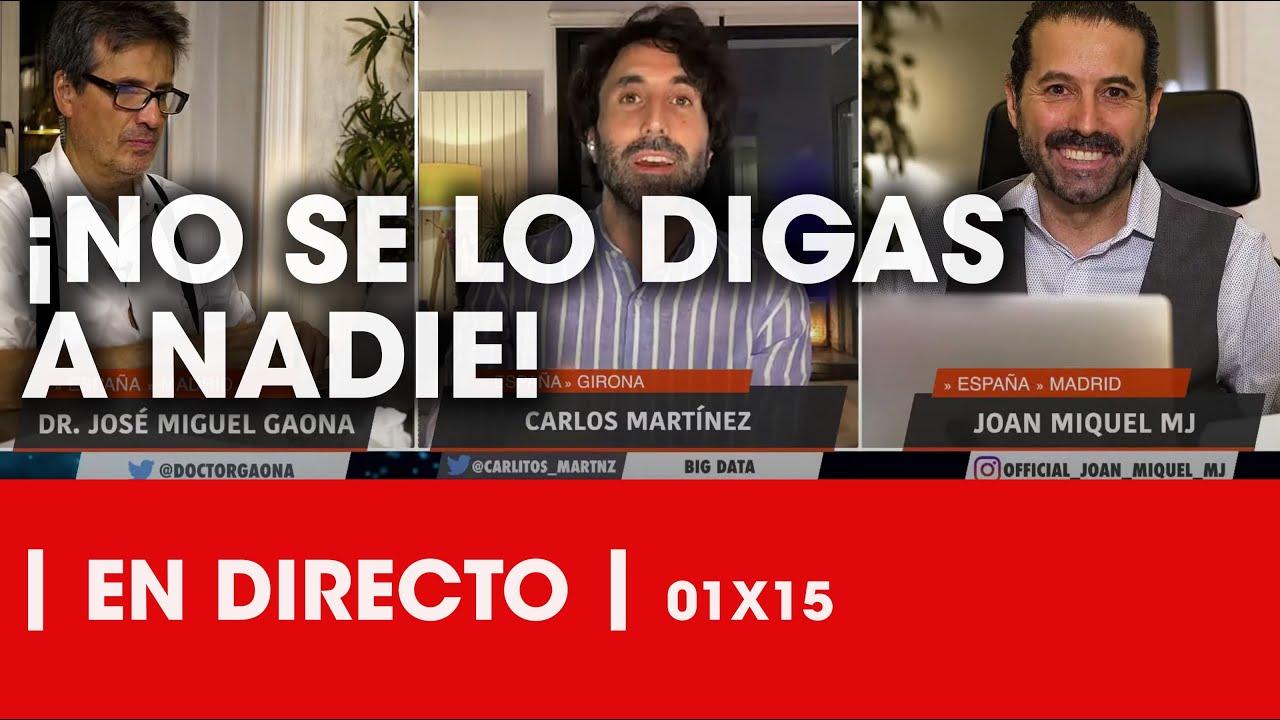 🔴 DIRECTO - EL DR. GAONA HA DESAPARECIDO - LA REUNIÓN SECRETA.
