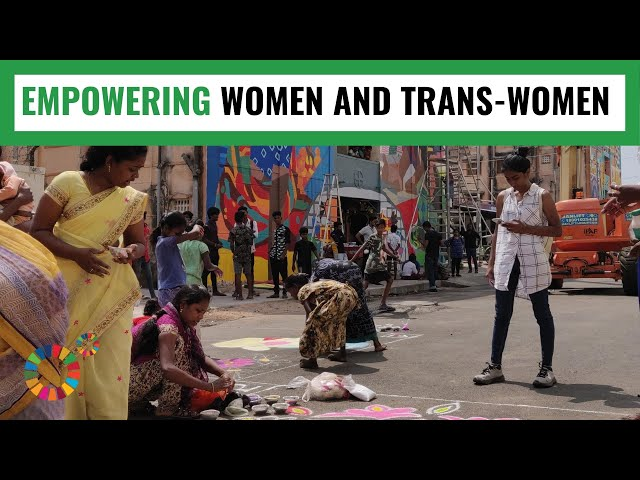 Aravani Art Project   Empowering Women and Trans Women through Art - MY WORLD 360