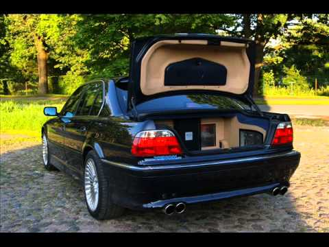 Bmw 7 Series Upgrading Kits GERMAN 1996 2010