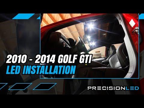 Volkswagen Golf GTI LED Fog Lights How To Install – 6th Gen 2010-2014