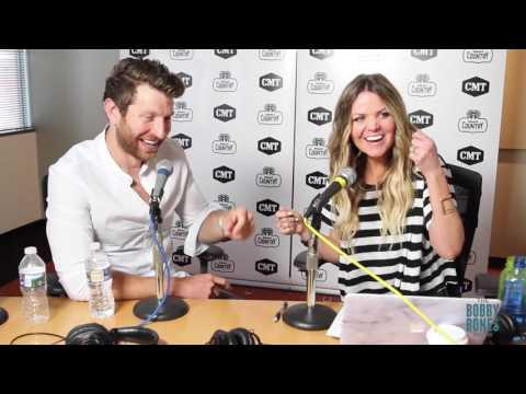 Amy Interviews Brett Eldredge