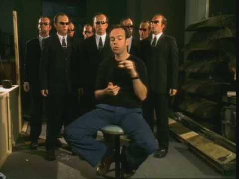 Hugo Weaving promotes The Matrix Reloaded