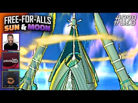 Pokémon Sun & Moon FFAs #028 Feat. ShadyPenguinn, Joey Pokeaim + Twit!!