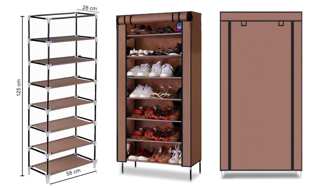 Shoe storing Ideas Kawachi Portable Aluminium