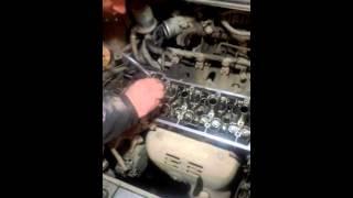Geely MK Cross замена маслосъемных колпачков. Часть 1