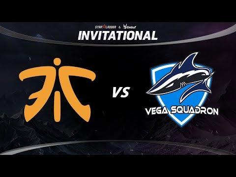 Fnatic vs Vega Squadron Game 1 - SL ImbaTV Invitational Season 5: Group Stage - @Lyrical @tsunami
