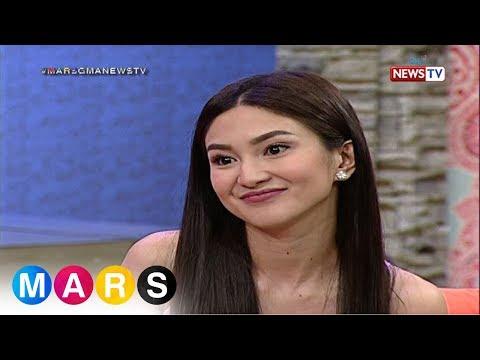 Mars: Sheena Halili, ikinuwento ang kanyang love life | Mars Sharing Group