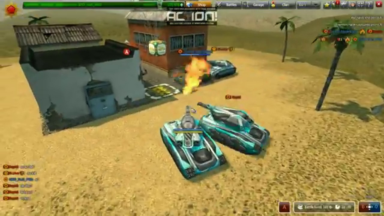 Tanki Online Old Moments