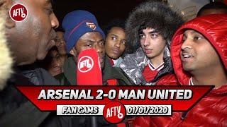 Arsenal 2-0 Man United | How Has Arteta Done So Far? (Robbie Asks Fans)