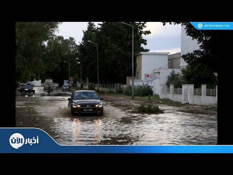 قتيل بفيضانات عارمة اجتاحت ولاية تونسية  - نشر قبل 3 ساعة