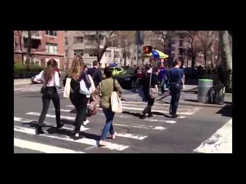 Safer NYC: de Blasio's Vision Zero