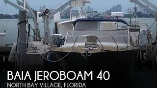 Used 1980 Baia Jeroboam 40 for sale in North Bay Village, Florida