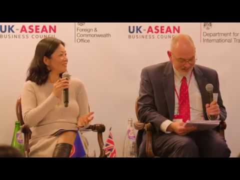 ASEAN@50 Business Forum: Panel 2
