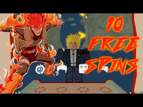 ROBLOX Shinobi Life OA - How To Get 10 Extra Spins