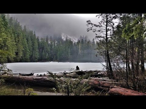 Carbon River Rd - Green Lake