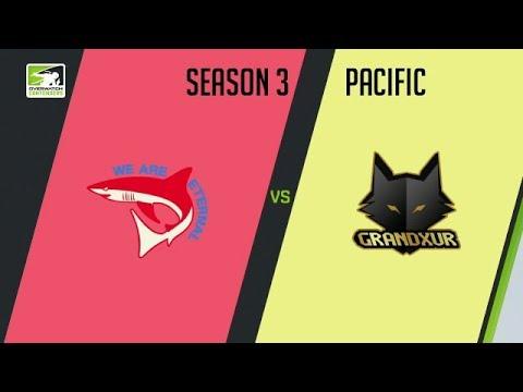 We Are Eternal Gaming vs GrandXur (Part 2) | OWC 2018 Season 3: Pacific