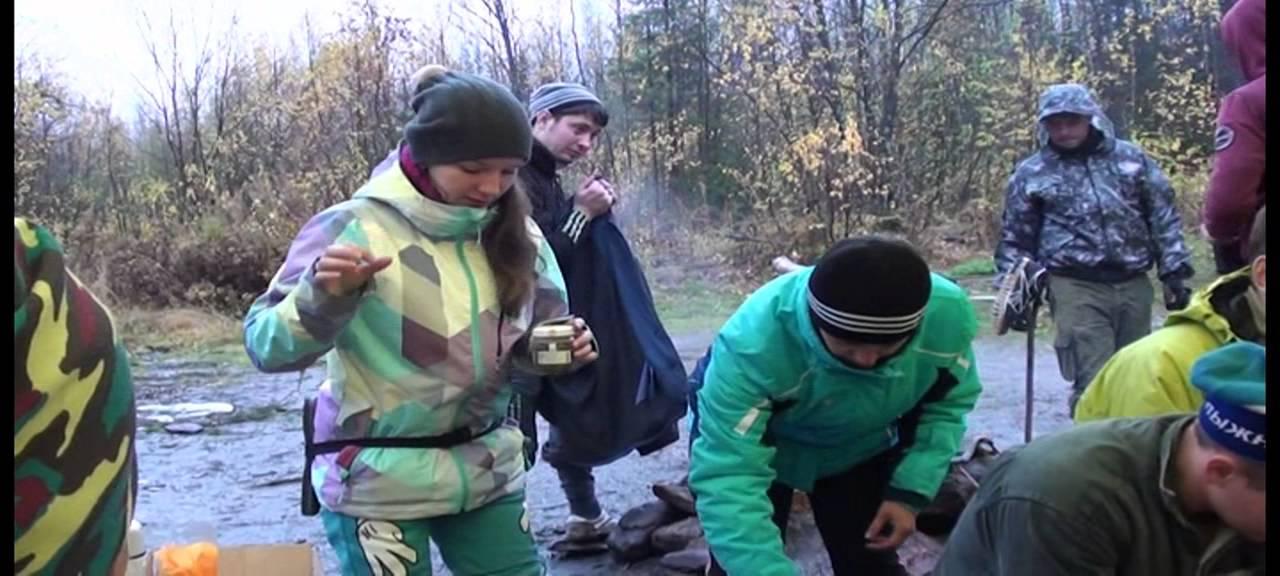 Жигаланские водопады. Приключения Тур клуба УВЗ