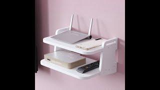 벽선반 TV 벽걸이 브라켓 간편 조립식 좁은방 책장