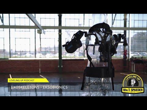 Ep #4: Ekso Bionics Construction Exoskeletons