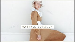 i wish it was fall but it's summer // a Yesstyle lookbook Mp3