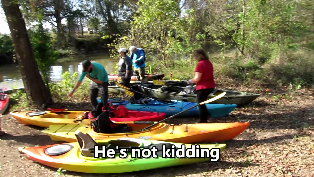 bayou teche paddle november 27 2016