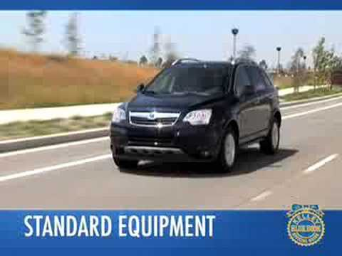 How to change a front wheel bearing 2002 - 2007 Saturn Vue - YouTube