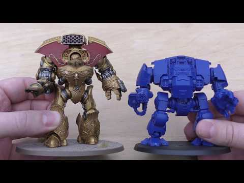 Primaris Redemptor Dreadnought ETB - Review (WH40K)