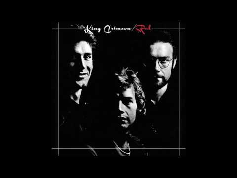 King Crimson - Red (OFFICIAL)