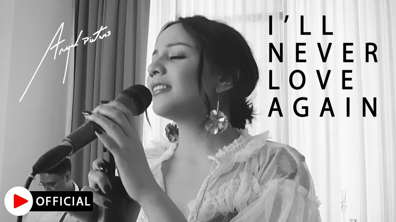 Lady Gaga I Ll Never Love Again Extended Version: I'll Never Love Again (Angel Pieters Cover