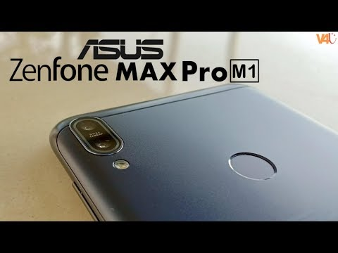 Asus Zenfone Max Pro M1 Official Look, Specifications, Camera, Price, First Look