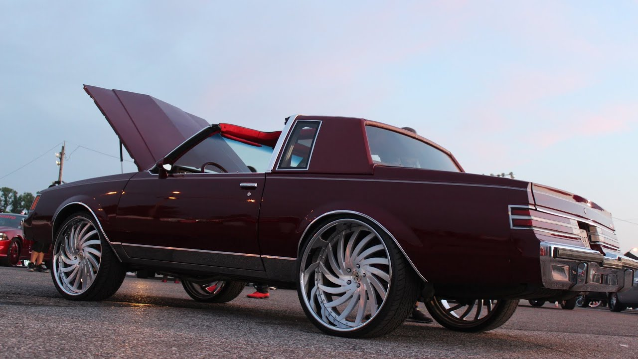 "Veltboy314 - Regal LS Swap on Staggered 24"" Amani Forged ..."