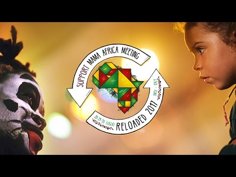 "Mama Africa Meeting ""Reloaded"" 2017   Official CrowdFunding Campaign"