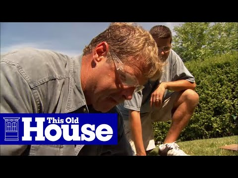 How to Keep a Lawn and Garden Beds Separate | This Old House