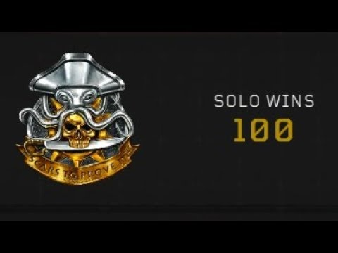 What Happens When You Reach 100 Solo Wins! (Call of Duty: Black Ops 4 Blackout)