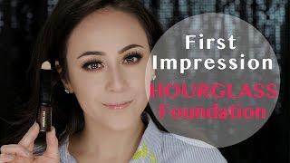 41€ Hourglass Vanish Seamless Finish Foundation Stick | First Impression |  Hatice Schmidt