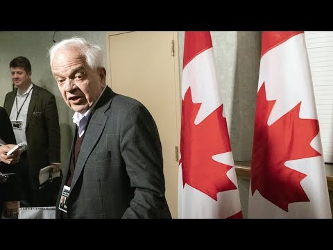 John McCallum fired as ambassador to China