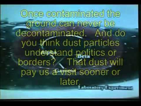 U S  Army Depleted Uranium Training film (with edits)