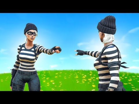 The COPYCAT Challenge In Fortnite Battle Royale!