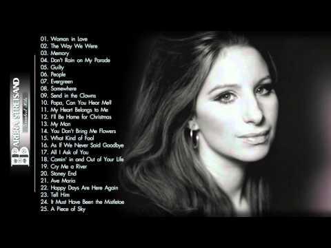 Barbra Streisand Greatest Hits - The Best Music Of Barbra Streisand